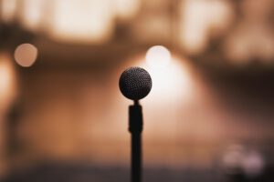 audio, concert, mic